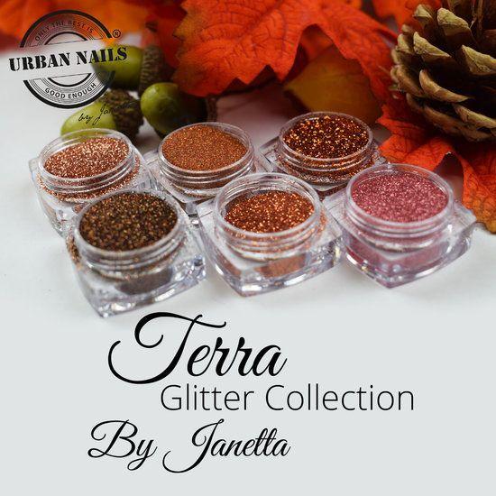 Terra Glitter Collection