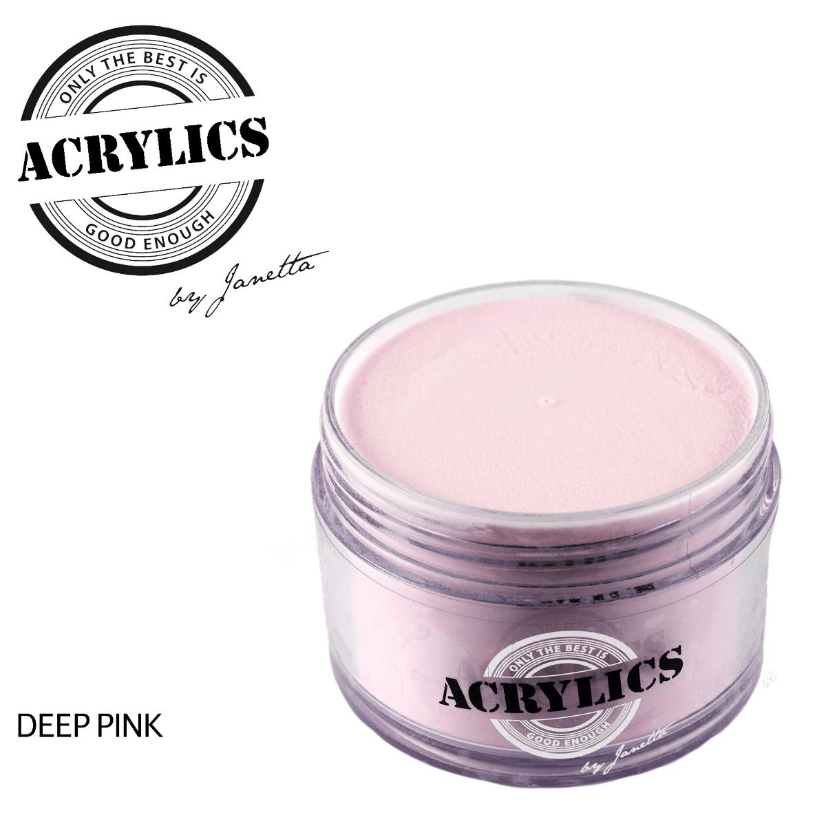 Acryl Deep Pink