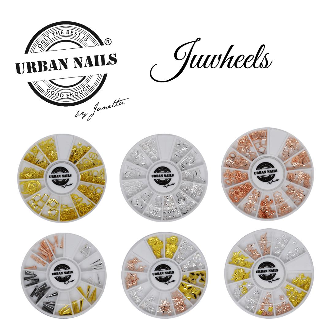 Charms Juwheels JW04 Mix