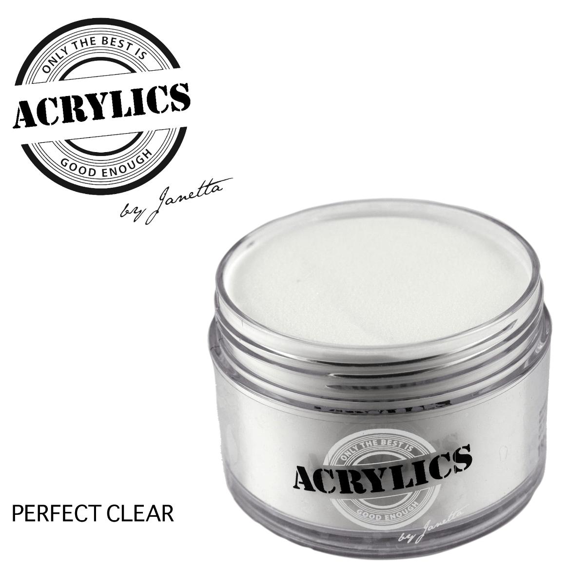Acryl Poeder Perfect Clear