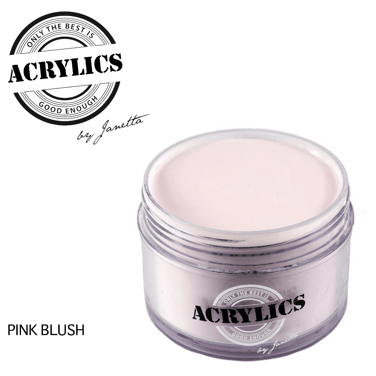 Acryl Pink Blush