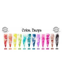 Colordrops set van 6