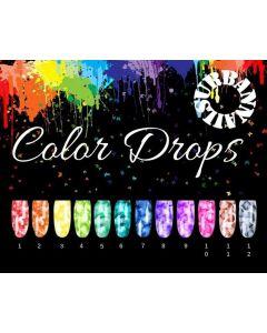 Colordrops set van 12