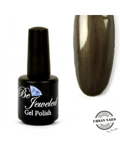 Be Jeweled GP Donkerbruin met shimmer