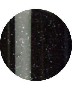 Urban Nails Color Acryl A10 Black Shimmer Silver