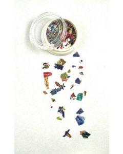 Abalones 6 Multicolor