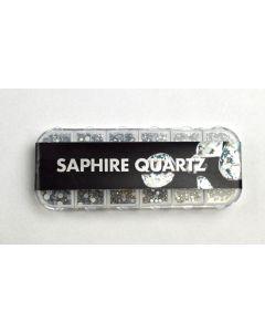 Urban Nails Rhinestones Saphire Quartz