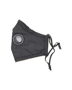 Facemask Black incl 2 filters