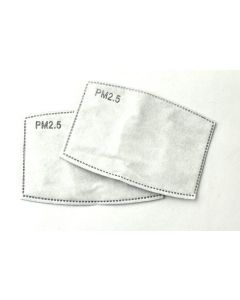 Facemask filters 2st