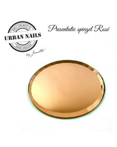 Urban Nails Presentatie Spiegel Rosé