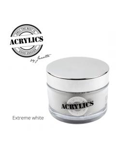 Urban Nails Acrylpoeder extreme white