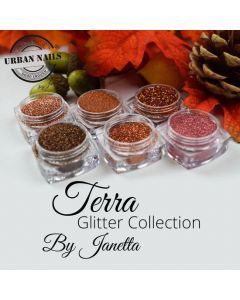 Terra Glitter Collection