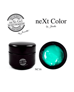 NeXt Gel Color NC6 Turquoise