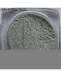 Urban Nails Color Acryl A22 Shimmer Silver