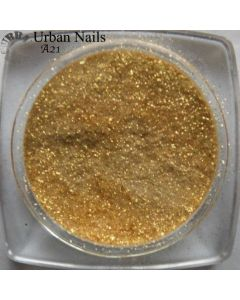 Urban Nails Color Acryl A21 Shimmer Warm Gold