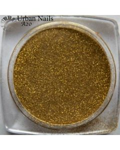 Urban Nails Color Acryl A20 Shimmer Gold