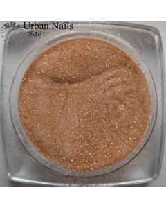 Urban Nails Color Acryl A18 Shimmer Bronze