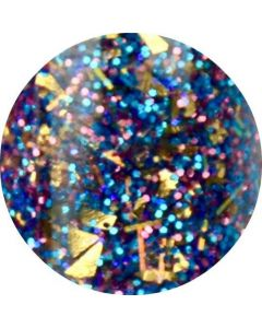 Urban Nails Color Acryl A60 Cobalt Shimmer