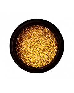 Caviar Bead Goud 0.8mm