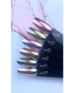 Chrome Pigment Pen Set NA09 tm NA14