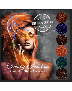 Urban Nails Chunky Chameleon Collectie