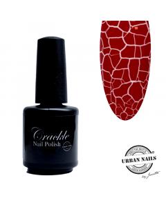 Urban Nails Crackle polish 03 Rood