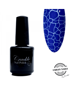 Urban Nails crackle Nailpolish 07 blauw