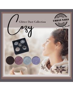 Urban Nails Cozy Glitter Dust Collectie