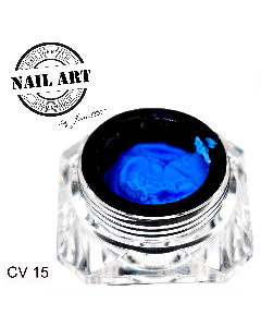 Carving Gel CV15 Cobalt Urban Nails