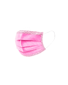 Facemask Roze