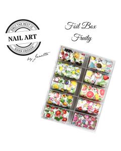 Fruity Foil Box