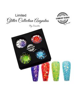 Urban Nails July Glitter Collection