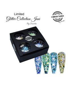 June glitter collectie
