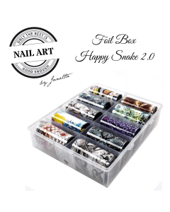 Happy snake 2.0 foil box