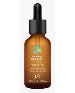 Famous Releaf CBD Elixir 60ml