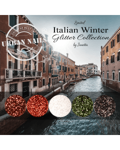 Limited Italian Winter Glitter