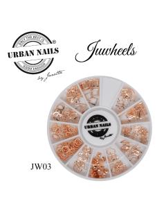 Charms Juwheels JW03 Rosé