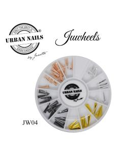 Charms Juwheels JW04 Mix   Urban Nails