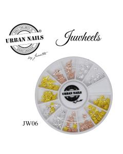 Charms Juwheels JW06 Mix   Urban Nails