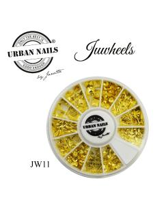 Charms Juwheels JW11 Goud