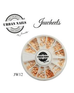 Charms Juwheels JW12 Rose