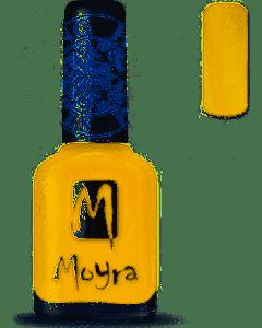 Moyra Stamping Polish SP12 Geel