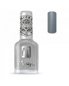 Moyra Stamping Polish SP23 Grey