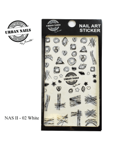 Nailart sticker NAS 02 - 02