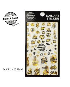 Urban Nails NAS 02 - 03