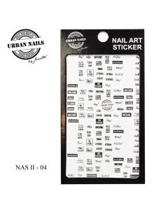 Urban Nails NAS 02 - 04