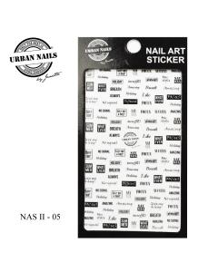 Urban Nails NAS 02 - 05