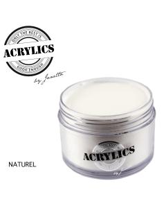 Acrylpoeder naturel