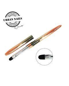 Urban Nails Rose gold penseel oval 8