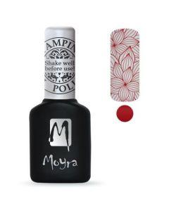 Moyra Stamping Gelpolish SGP06 Red